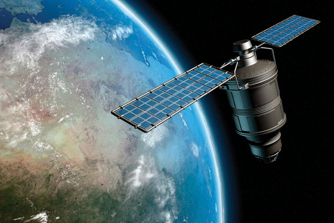 Photo: China seeks to become a party to Azerbaijan`s satellite program / Azerbaijan