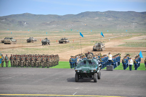 Photo: Reliable suppliers of weapons for Kazakh Armed Forces to be determined / Kazakhstan