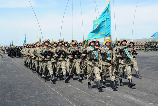 Photo: Military parade to be held in Kazakhstan / Kazakhstan