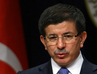 Photo: Turkey FM warns of 'grave threat' to Iraqi region / Turkey
