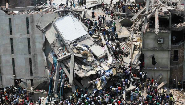 Photo: Building collapses kill 11 in India, lax monitoring blamed / Other News