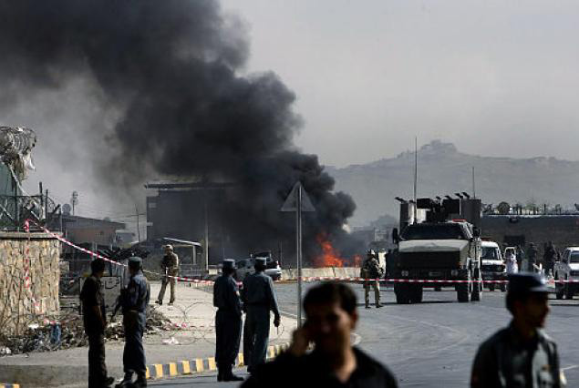 Photo: Attacks kill 3 Afghan policemen, 4 soldiers / Other News