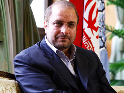 Photo: Iranian Presidential hopeful Qalibaf vows to return calm, stability in 2 years / Iran
