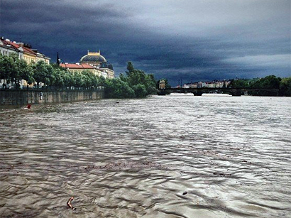 Photo: More than 20 dead, thousands evacuated in Bosnia, Serbia floods / Other News