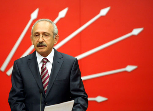 Photo: CHP head: Greater corruption claims to emerge in upcoming days / Turkey