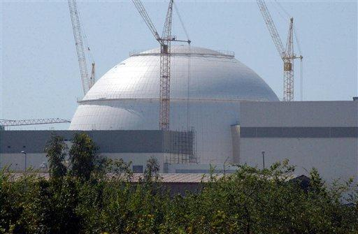 Photo: P5+1 agrees to have Iran re-install Arak heavy-water reactor's core / Iran