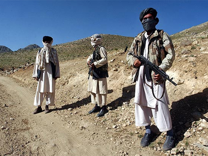 Photo: Afghans in army uniform kill two foreign soldiers in east / Other News