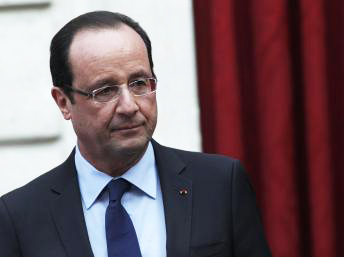 Photo: Hollande to visit Turkey without partner Valerie Trierweiler / Turkey