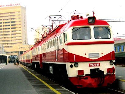 Photo: Azerbaijani Railways receive wagons repaired abroad / Economy news