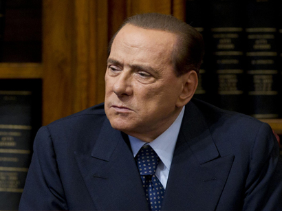 Photo: Court says Berlusconi must do community service in center for elderly  / Other News