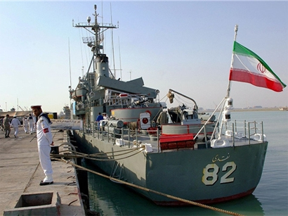 Photo: Iran dispatches naval flotilla to Russia / Iran