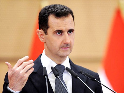 Photo: Syria's Assad slams Saudi ideology as 'threat to world' / Arab World