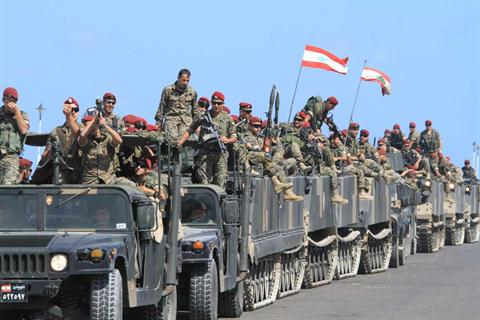 Photo: Lebanon Army on alert after border incidents / Arab World