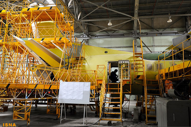 Photo: Iran manufactures new unmanned aerial vehicle / Economy news