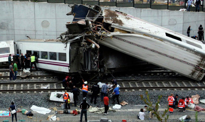 Photo: Train crash in southern Turkey leaves one dead / Turkey