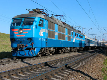 Photo: Georgia to discuss restoration of railway communication with Russia through Abkhazia / Georgia