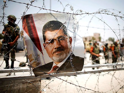 Photo: Son of former Egyptian president Mohammed Morsi sentenced to prison / Arab World