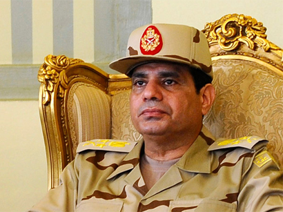 Photo: Egypt's Sisi urges high voter turnout ahead of election / Arab World