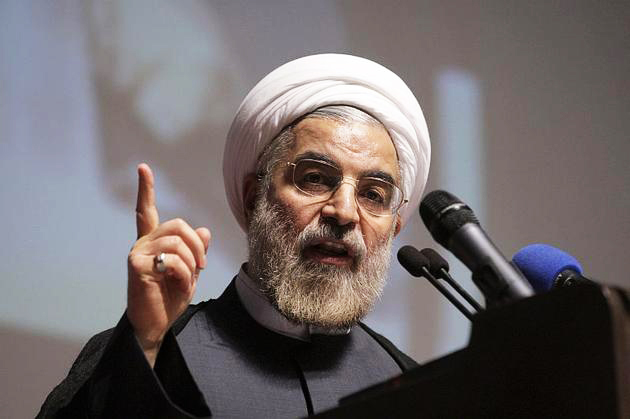 Photo: US sanctions go against spirit of negotiations, Iranian President says / Iran