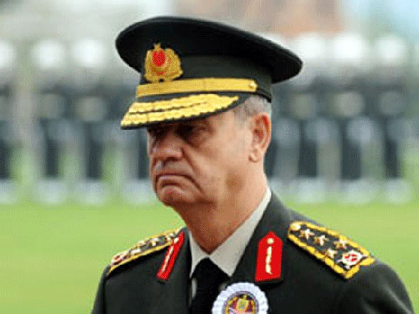 Photo: Former chief of Turkey's general staff freed from prison / Turkey