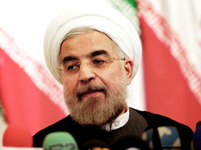 Photo: President: Iran ready to defend itself if attacked