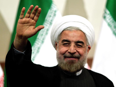Photo: Iran's Rouhani: Nuclear accord is productive to all / Iran