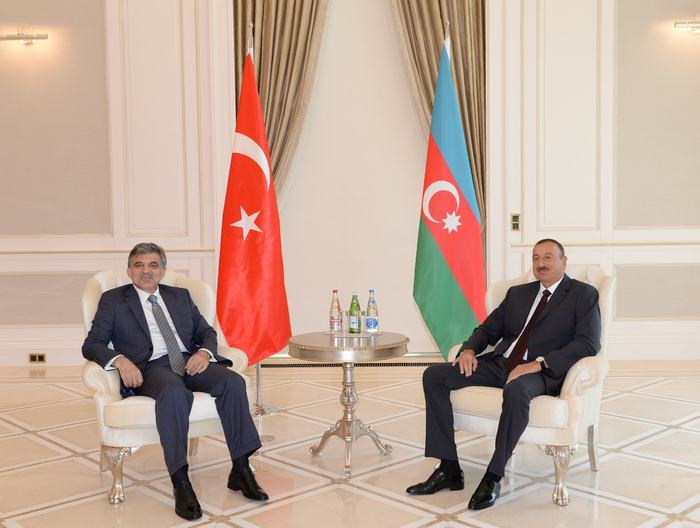 Photo: Turkish president phones Azerbaijani counterpart  / Politics