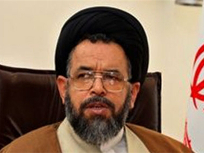 Photo: Intelligence minister: Enemy more sensitive to Iran's active defence system / Iran