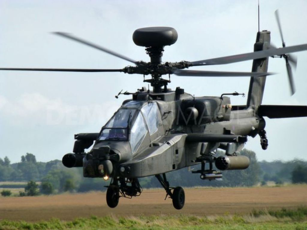 Photo: U.S. to deliver Apache helicopters to Egypt / Arab World