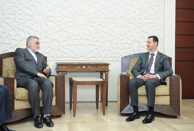 Photo: Iran MPs, President Assad discuss crisis in Syria  / Iran