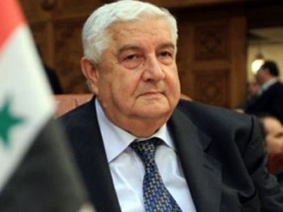 Photo: Syrian FM recovering from heart surgery / Arab World