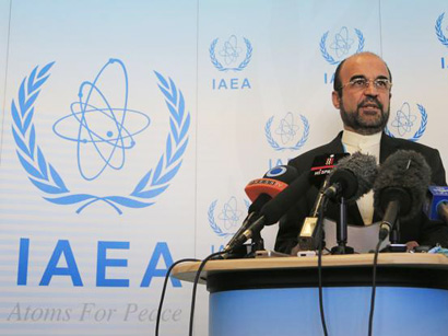 Photo: Iran starts third round of cooperation with IAEA / Iran