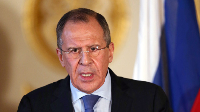 Photo: Lavrov: upcoming Crimean referendum in full conformity with international law / Politics