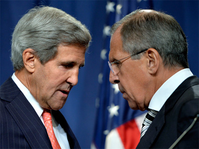 Photo: Crimea talks fail to find US-Russian solution / Politics