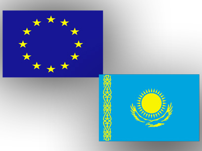 Photo: Kazakhstan, EU discuss expansion of cooperation