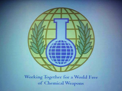 Photo: Syria submits revised plan to ship all chemicals by April: UN / Arab World