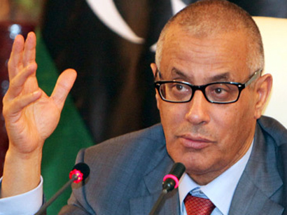 Photo: Libya asks Interpol to arrest sacked PM Zeidan  / Arab World