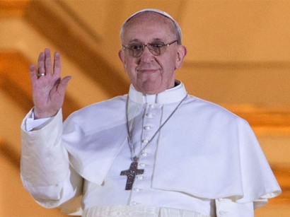 Photo: Pope says Middle East trip will be 'purely religious' / Arab World