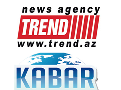 Photo: Trend News Agency, Kabar Kyrgyz Agency sign partnership agreement