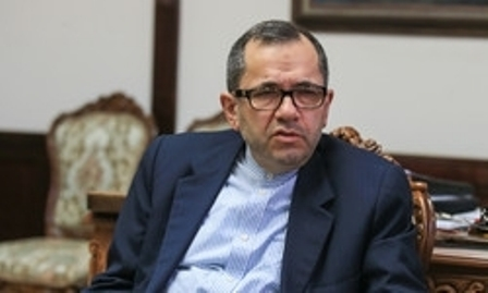 Photo: Iran's flexibility in nuclear talks is not unlimited, deputy FM says / Iran