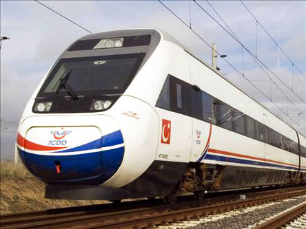 Photo: Turkey commissions Ankara-Istanbul high-speed railway line / Economy news