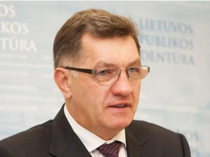Photo: Lithuanian PM to visit Kazakhstan  / Kazakhstan