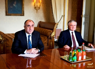 Photo: Azerbaijani and Armenian FMs to meet next week / Nagorno-karabakh conflict
