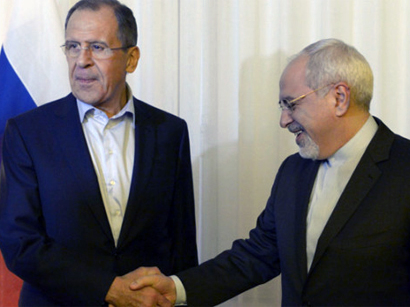Photo: Foreign Minister of Russia, Syria and Iran discuss preparations for Geneva-2 at trilateral meeting / Iran