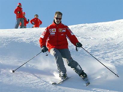 Photo: Spokesperson: Michael Schumacher no longer in coma, has left Grenoble hospital / Society