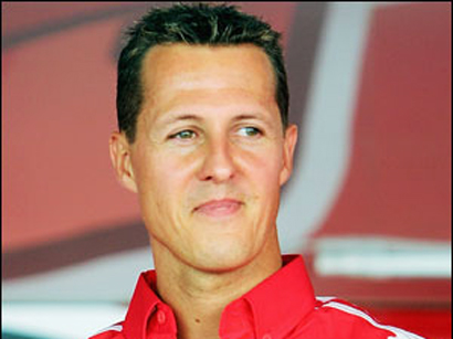 Photo: Schumacher condition shows 'encouraging signs' / Other News