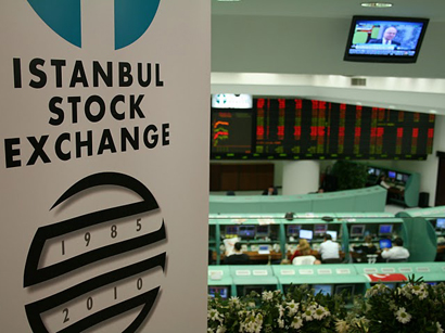 Photo: TV: Istanbul Exchange suspends work  / Finance