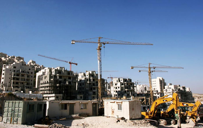 Photo: EU calls on Israel to reverse settlement plans / Arab-Israel Relations