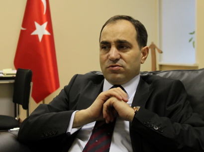 Photo: Tanju Bilgiс appointed as the new spokesperson of Turkish MFA  / Turkey