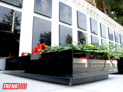 Photo: Azerbaijan remembers 'Black January' / Politics